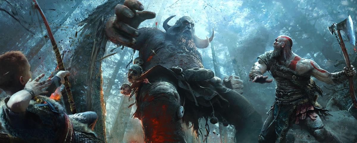 God of War terá 'abordagem de mundo aberto' e foco ainda maior na história