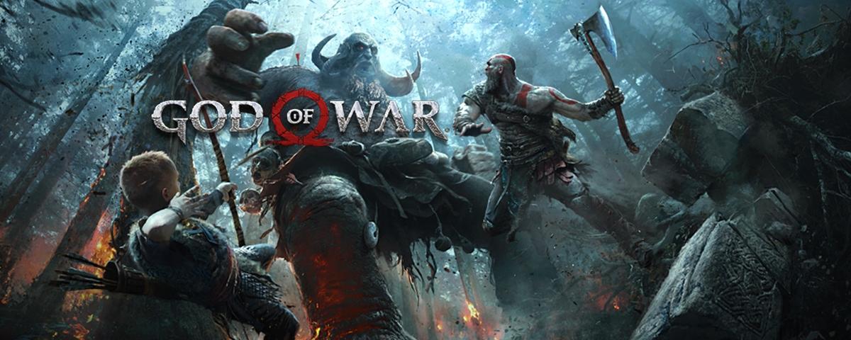 Completamente falso: God of War não está com problemas de desenvolvimento