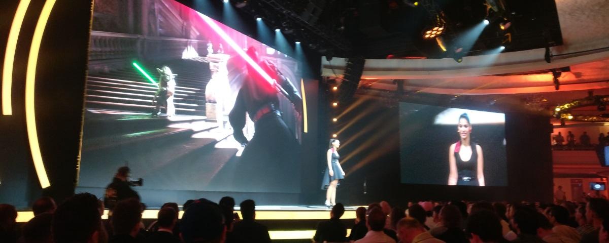 Jogamos na E3 2017: Battlefront 2 é a EA atendendo aos pedidos dos fãs