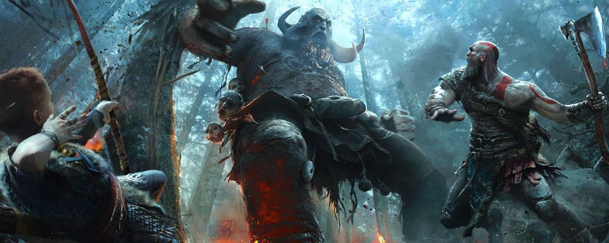 Será? Página de God of War no YouTube diz que jogo sai em novembro
