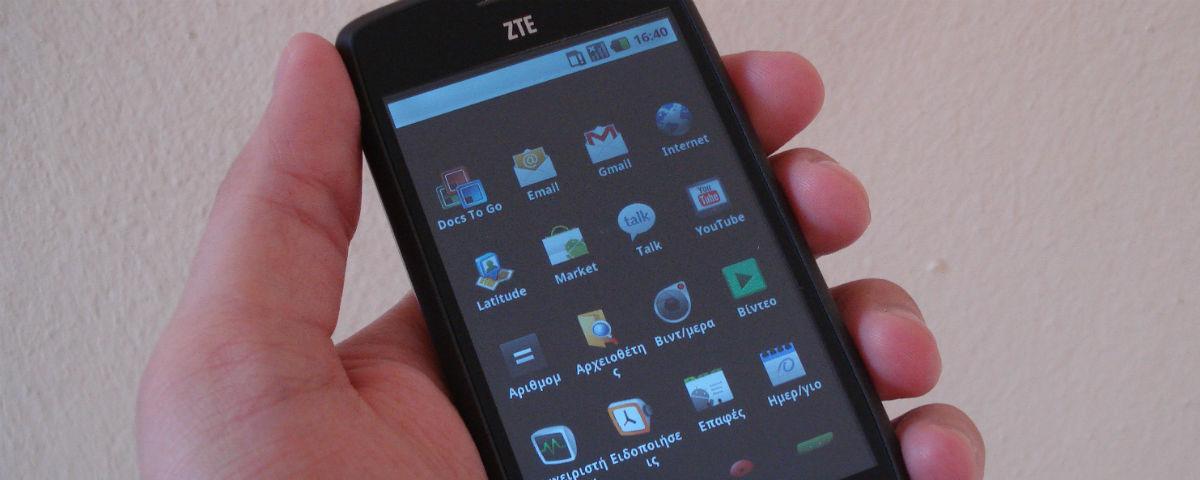 ZTE quer figurar entre as melhores fabricantes de smartphones do mundo