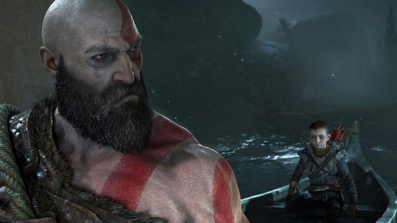 Apresentação do God of War foi feita em um PS4 normal, diz diretor