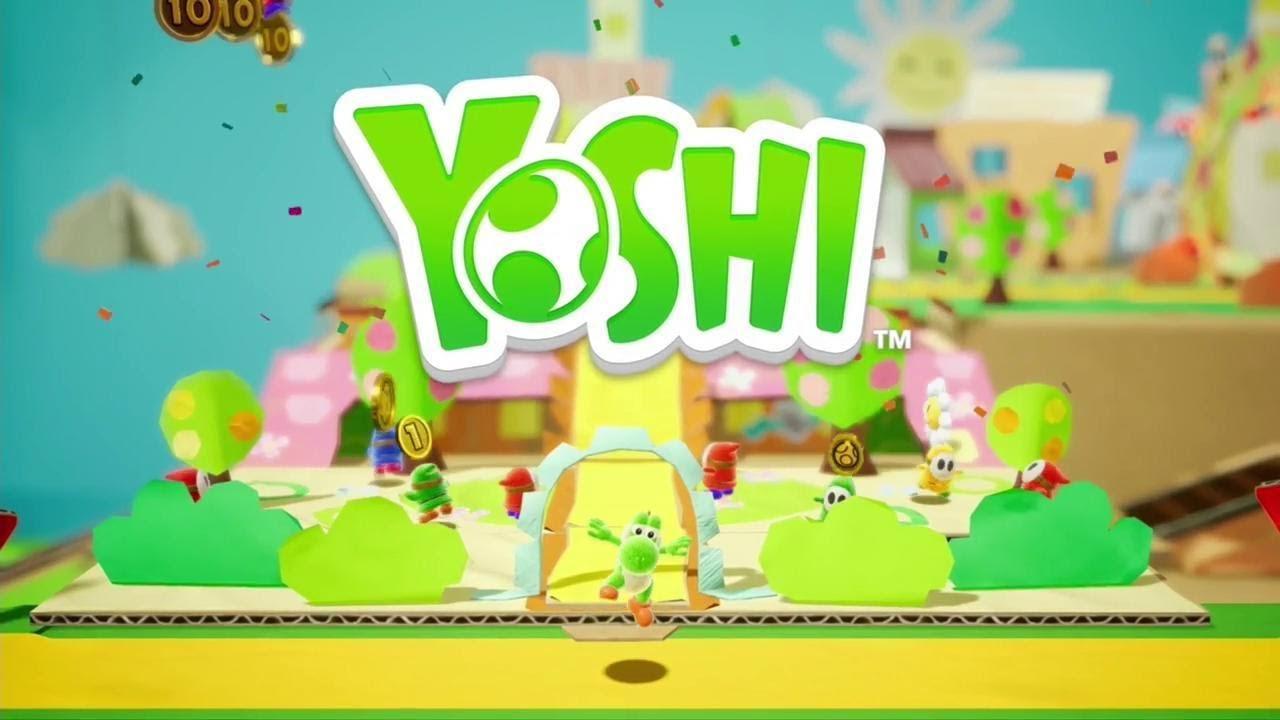 Veja o Yoshi de Switch rodando na Unreal Engine 4 em 30 minutos de gameplay