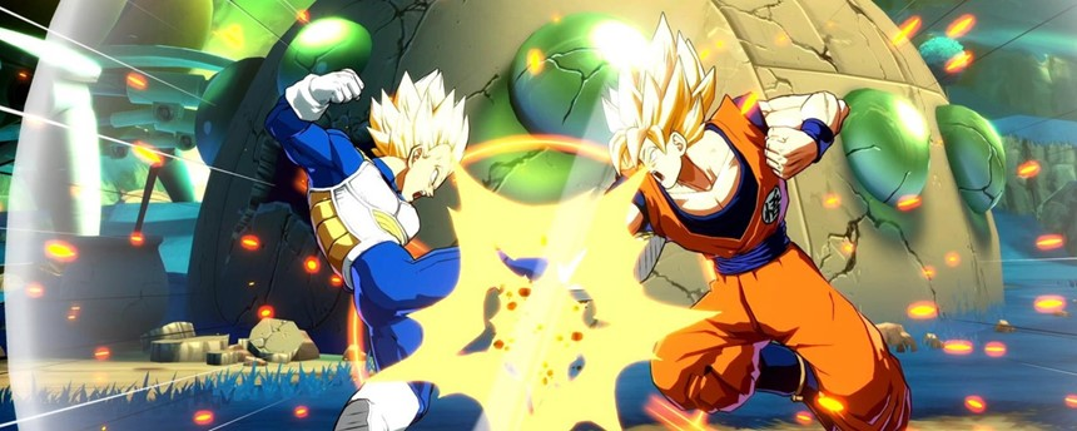 Dragon Ball FighterZ é a união perfeita entre desenvolvedora e tema