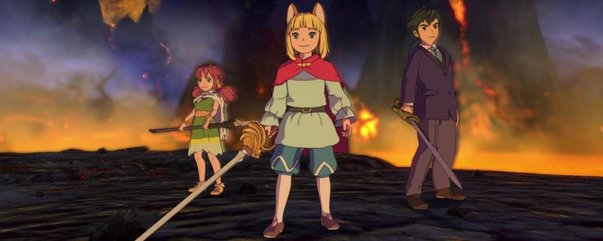 Ni No Kuni 2 vai contar com opção de multiplayer online