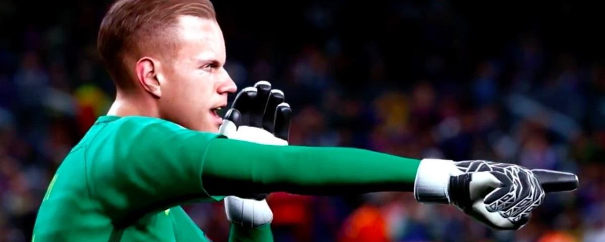 Pro Evolution Soccer 2018 é uma evolução total dentro de campo