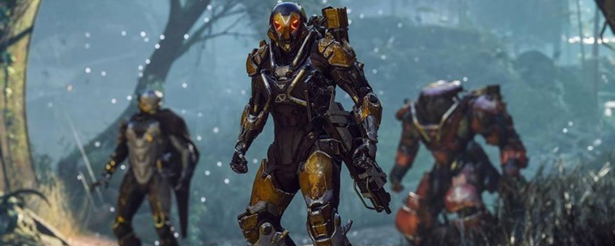 EA quer que Anthem siga os mesmos passos de Destiny e dure vários anos