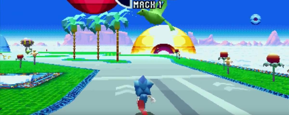 Sonic Mania, o novo jogo retrô da franquia, ganha trailers com Bonus Stages