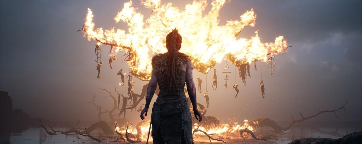 Está bonito? Vídeo compara Hellblade: Senua's Sacrifice no PC e PS4