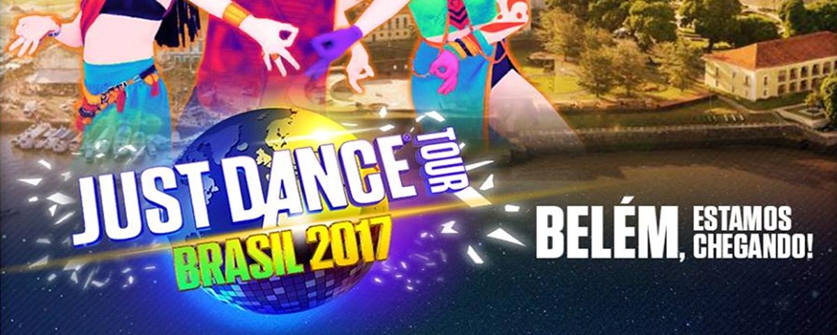 Belém será próxima capital a sediar o campeonato nacional 'Just Dance Tour'