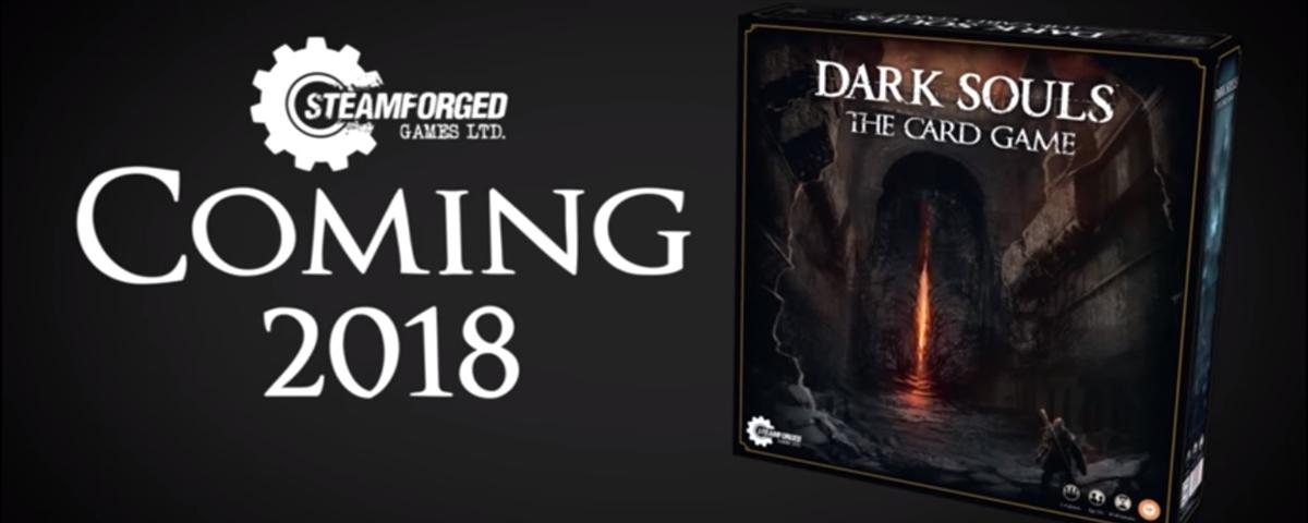 Cardgame de Dark Souls é anunciado e promete dificuldade fora das telas