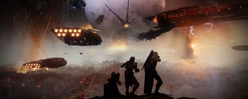 Destiny 2 está sofrendo com crashes constantes no PlayStation 4 Pro