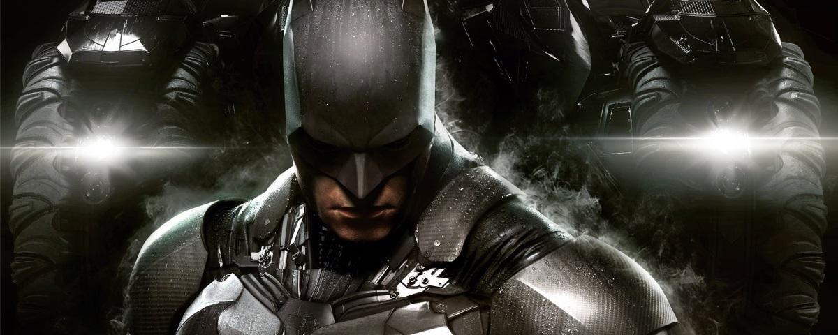 A Warner não está fazendo novos games da série Arkham, revela ator