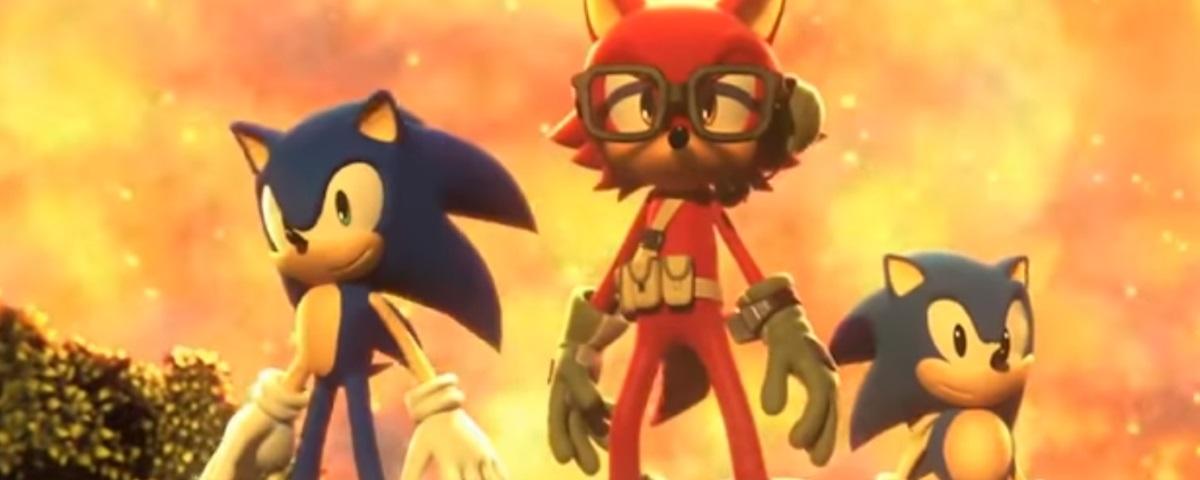 Sonic Forces ganha nova rodada de vídeos mostrando seu gameplay