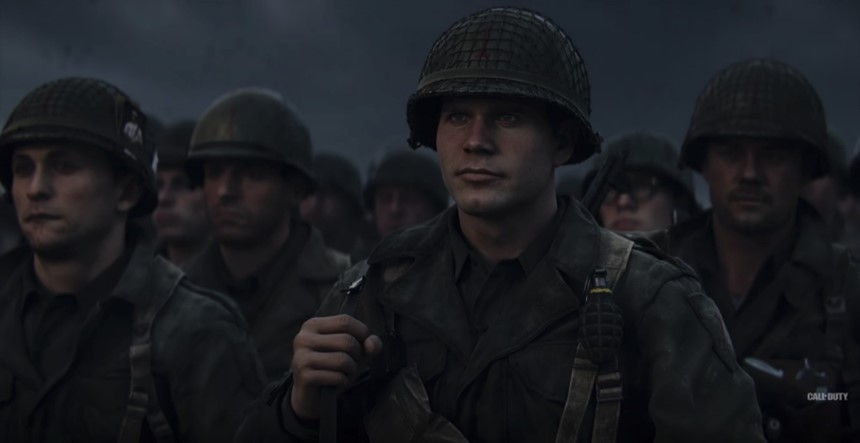Call of Duty WW2: vídeos mostram perfil de personagens importantes da trama