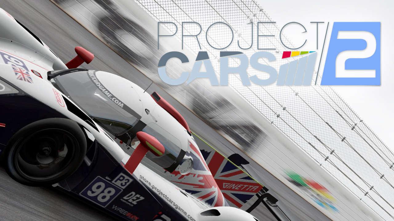 Project Cars 2: DigitalFoundry aponta PS4 Pro como melhor versão atualmente