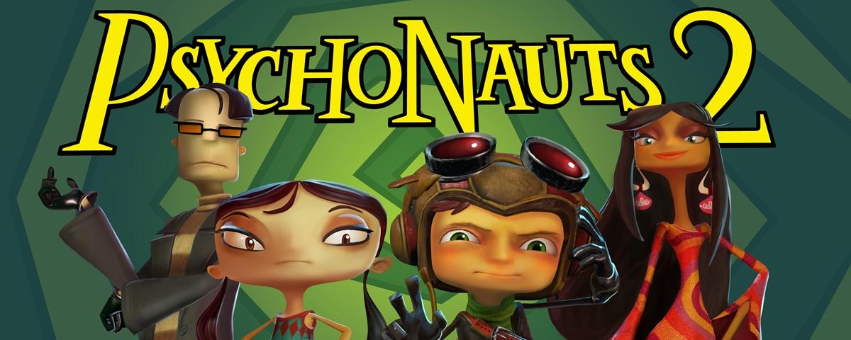 Psychonauts 2 ganha primeiro gameplay gravado e parece bem promissor