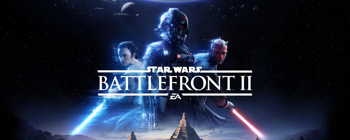 Star Wars Battlefront 2: comparação gráfica mostra versões de PS4 Pro e X1