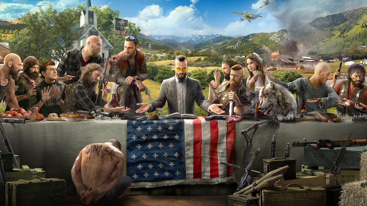 Ubisoft trará AC Origins, Far Cry 5, novo South Park e mais à BGS 2017