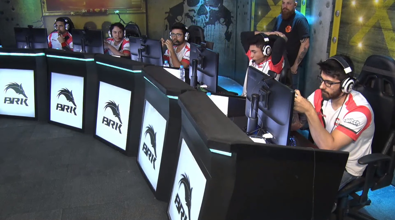 Fim da má fase? BRK eSports vence Encore no Brasileirão de R6