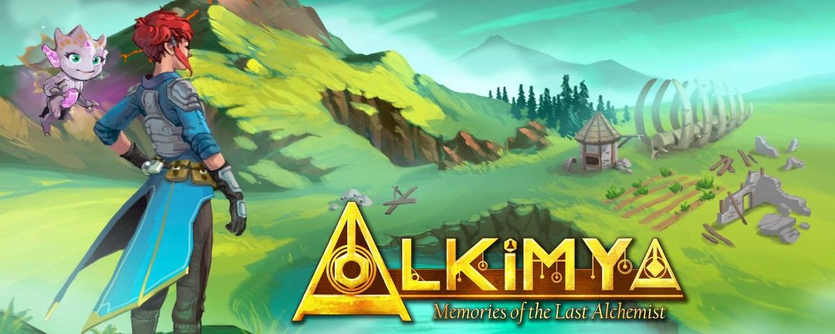 Alkimya é um game brasileiro repleto de ideias interessantes