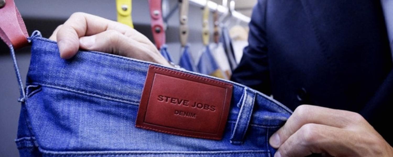 "cfae9364cf Marca de roupas ""Steve Jobs"" vence batalha judicial contra Apple - TecMundo"