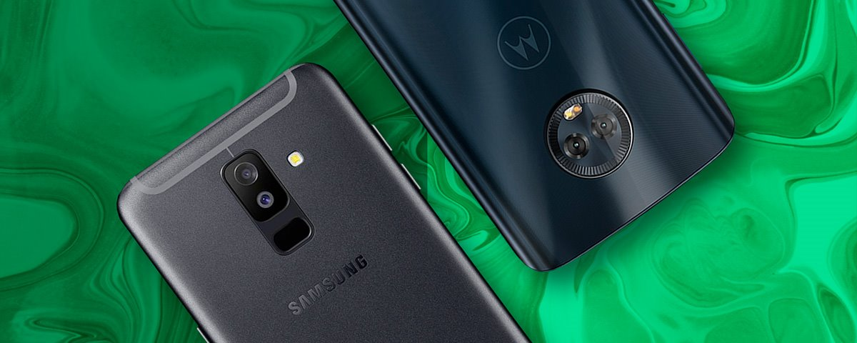 25114d0347 Comparativo: Galaxy A6+ vs. Moto G6 Plus [vídeo] - TecMundo