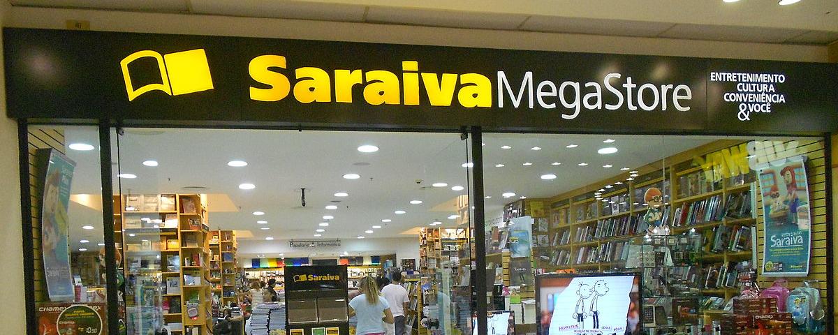 Tem Na Web - Saraiva pede recuperação judicial e cita Netflix e Spotify em documento