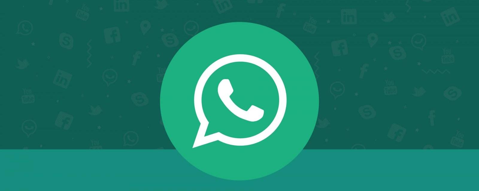 Tem Na Web - WhatsApp Beta mostra prévia de arquivos antes do envio para vários contatos