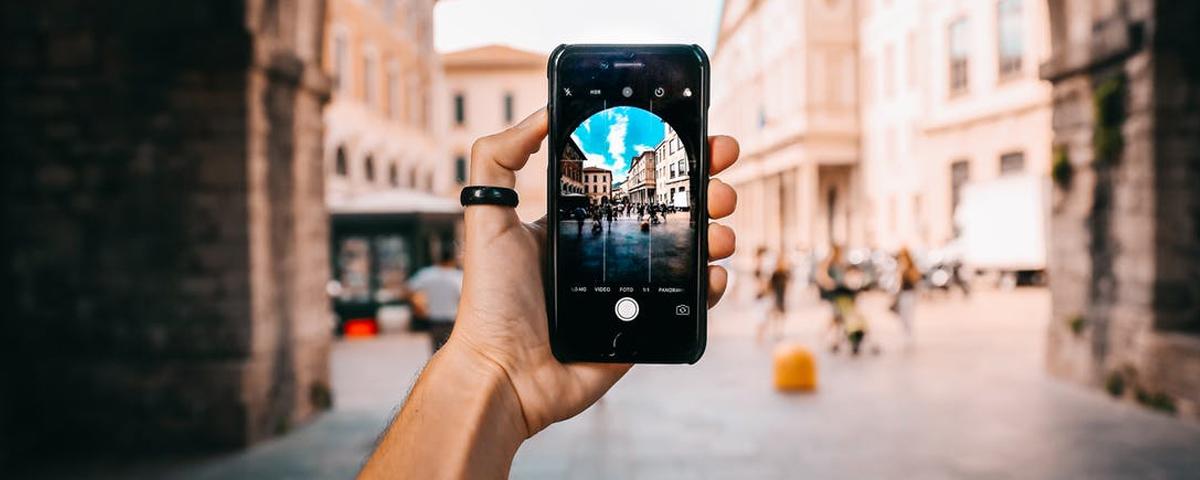 Tem Na Web - Filme gravado apenas com um iPhone ganha prêmio na Inglaterra