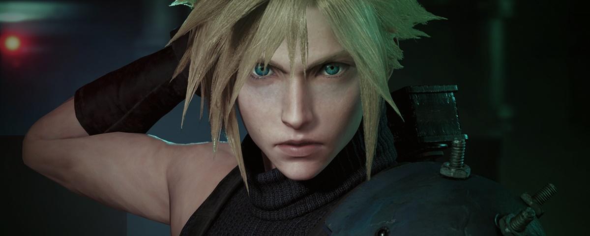 Tem Na Web - Square Enix promete novidades de Final Fantasy VII Remake em 2019