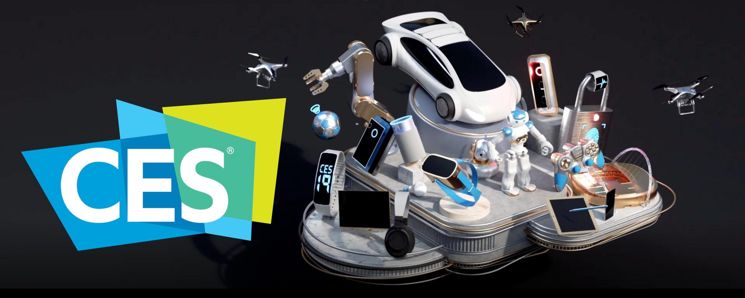Tem Na Web - Na agenda! LG, Sony e Samsung marcam data para conferências na CES 2019