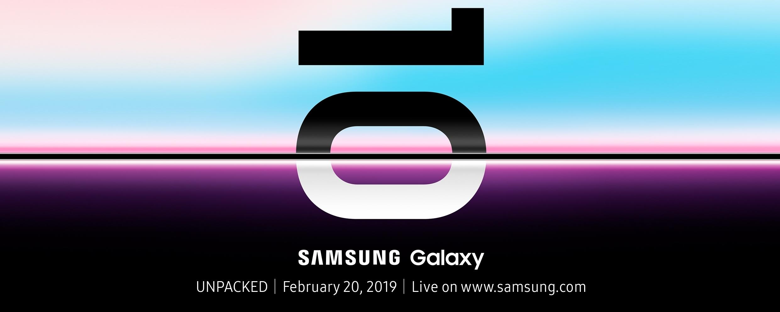 Tem Na Web - Samsung apresenta o Galaxy S10 em 20 de fevereiro
