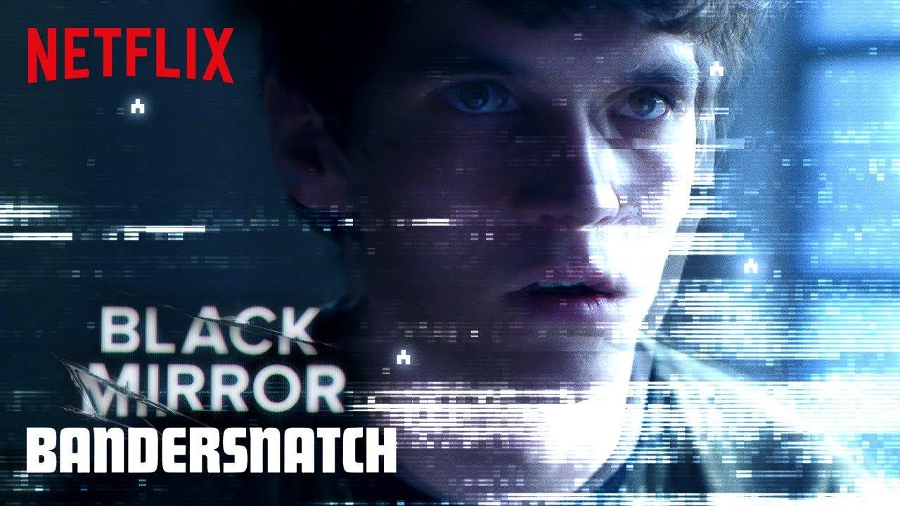Tem Na Web - Livro Você Decide? dos EUA processa Netflix por Black Mirror: Bandersnatch