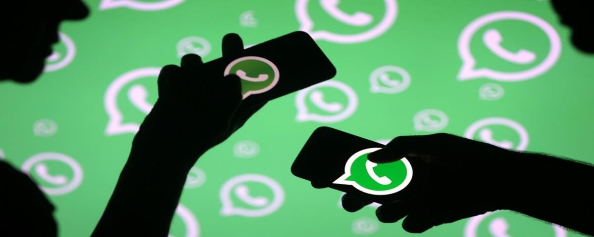 Tem Na Web - WhatsApp limita compartilhamento de mensagens para 5 pessoas ou grupos