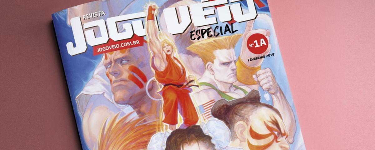 Tem Na Web - Jogo Véio reúne Street Fighter II e Mortal Kombat em um confronto lendário