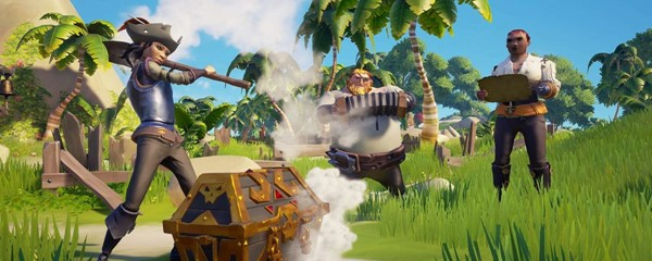 Tem Na Web - Sea of Thieves: crossplay entre Xbox e PC vai passar a ser opcional