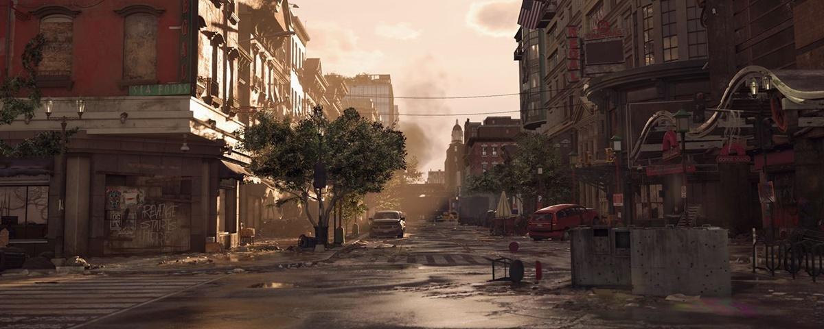 Tem Na Web - Ubisoft já prepara Beta aberto de The Division 2