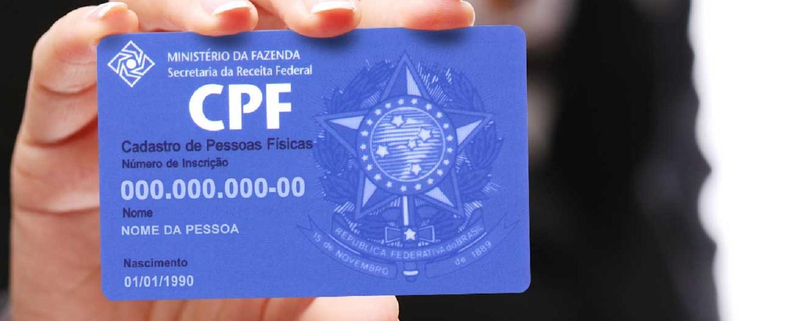 Tem Na Web - Decreto do governo federal vai transformar CPF em Documento Único; entenda