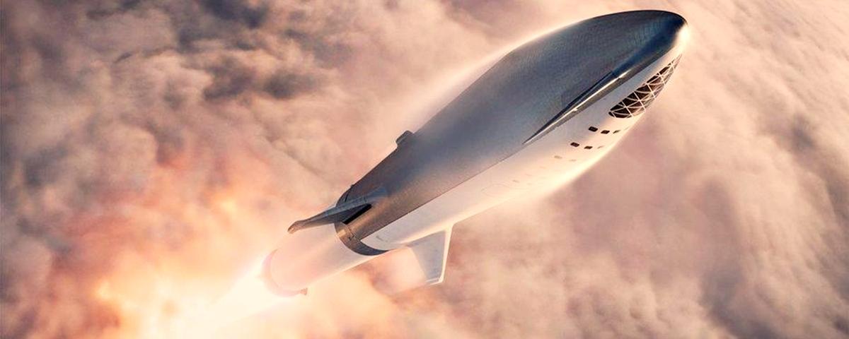 Tem Na Web - Elon Musk chuta o preço de quanto vai custar uma passagem para Marte