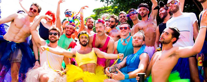 Tem Na Web - CarnaCrush, o ?Tinder do Carnaval?, vai facilitar encontros durante blocos