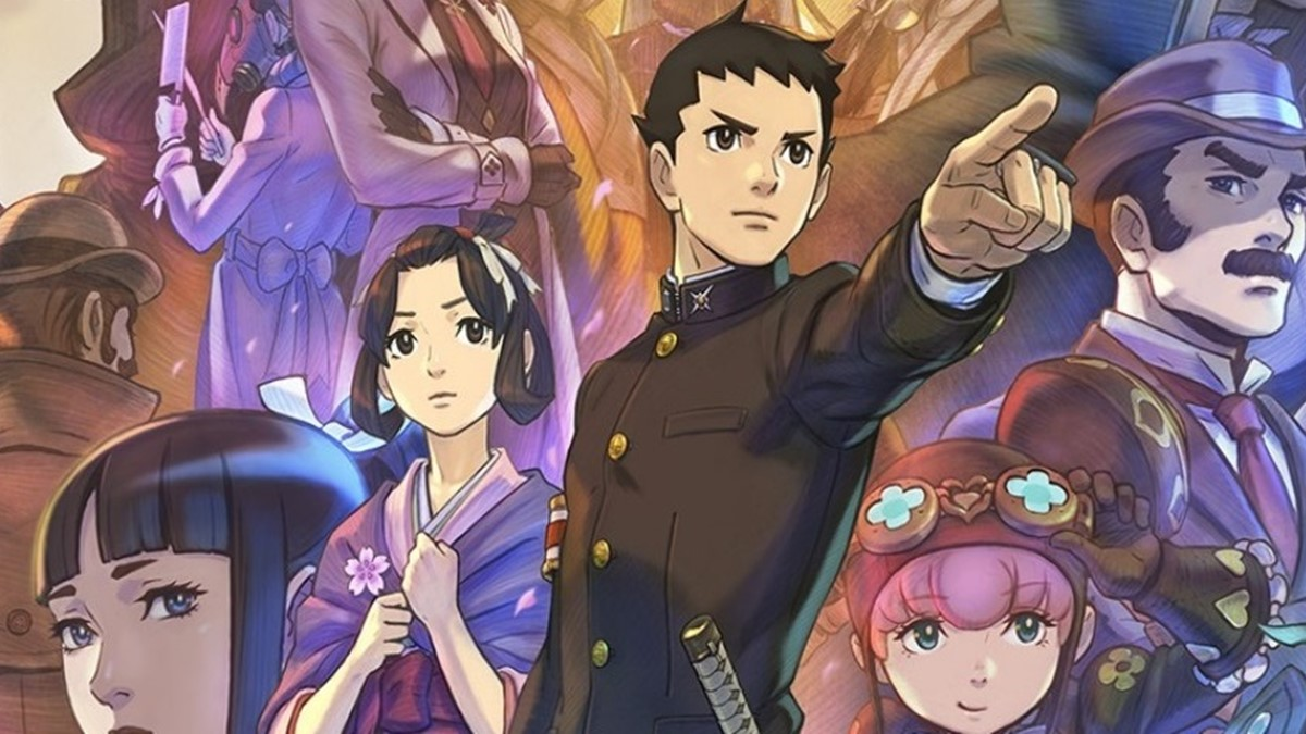 The Great Ace Attorney Chronicles | Gaming Lab | Jogos | NVIDIA
