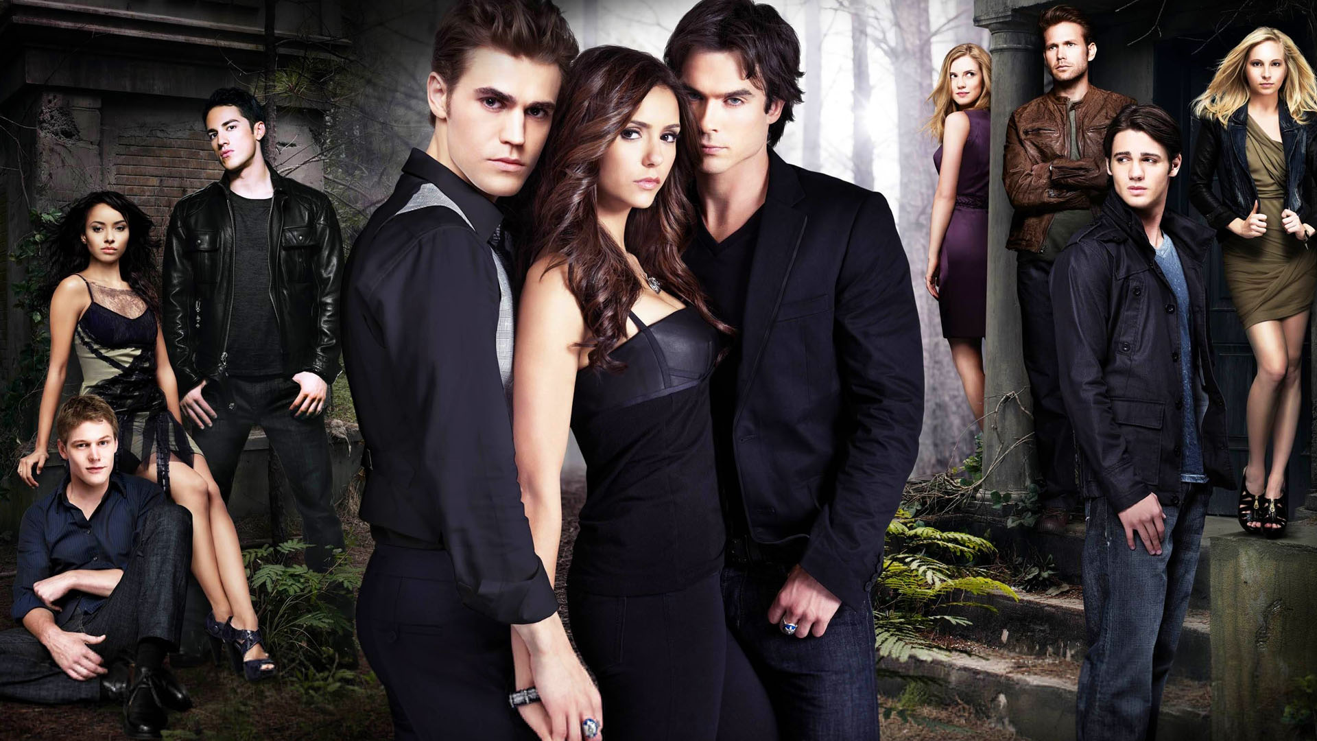 Diários de um Vampiro: série Vampire Diaries deixa a Netflix | Minha Série