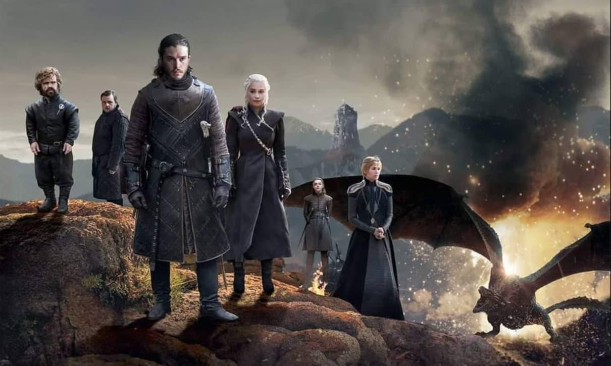 Game of Thrones estreia temporada final: confira produtos da série | Minha  Série