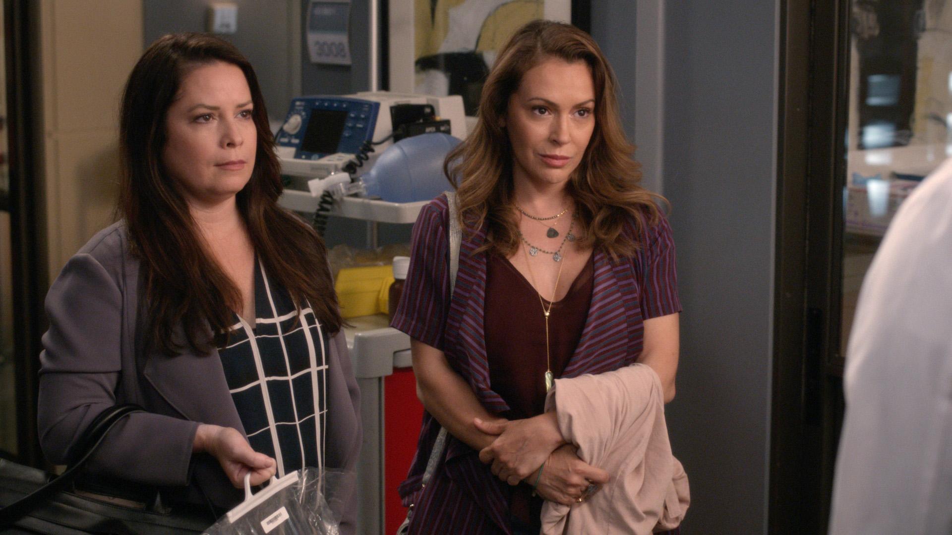 Grey S Anatomy Reencontro De Charmed No Episódio 16x03 Trailer Minha Série