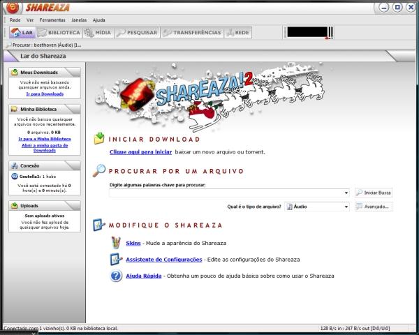 shareaza 2.6.0.0 gratuit