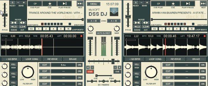 DJ em casa
