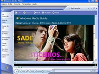 Imagem 2 do Microsoft Windows Media Player 9.0