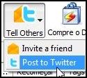 Envie para o Twitter.