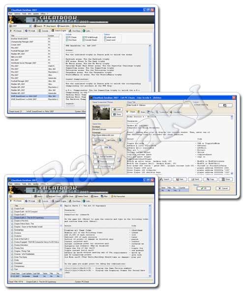CheatBook-DateBase Download! 29002